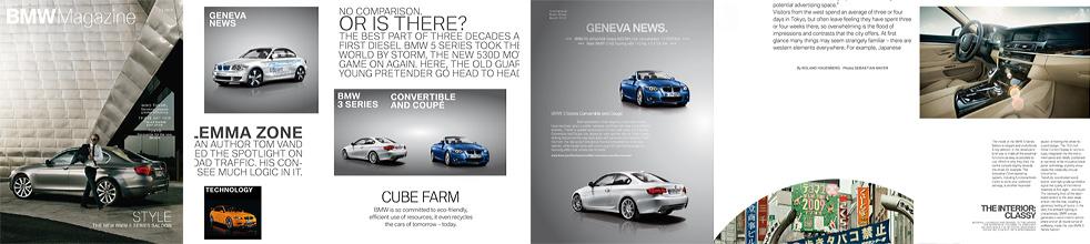 BMW Magazin iPad Edition