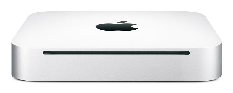 Mac mini Unibody Design