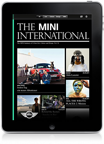 THE MINI INTERNATIONAL