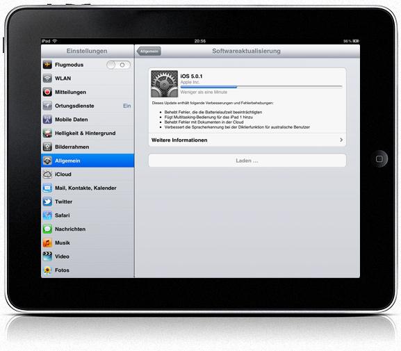iOS 5.0.1
