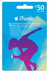 Media Markt Rabatt auf iTunes Karte