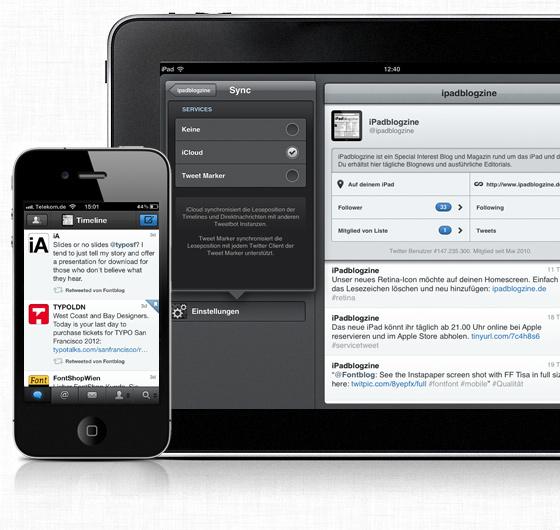 Tweetbot für iPad und iPhone