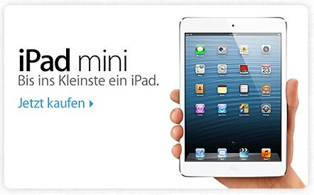 iPad mini Vorbestellung
