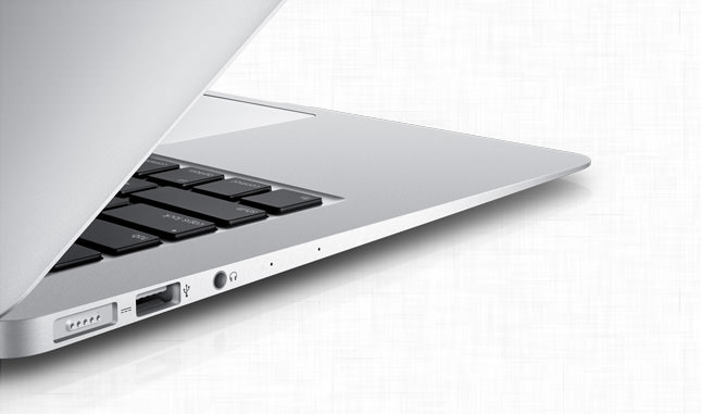MacBook Air hero