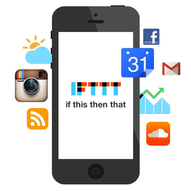 IFTTT für das iPhone