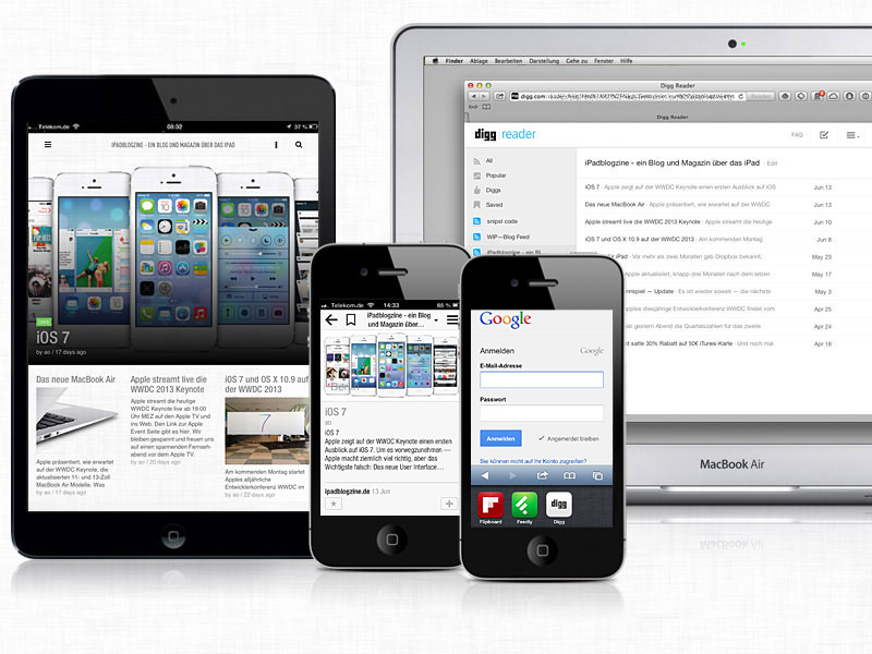 Google Reader Alternativen