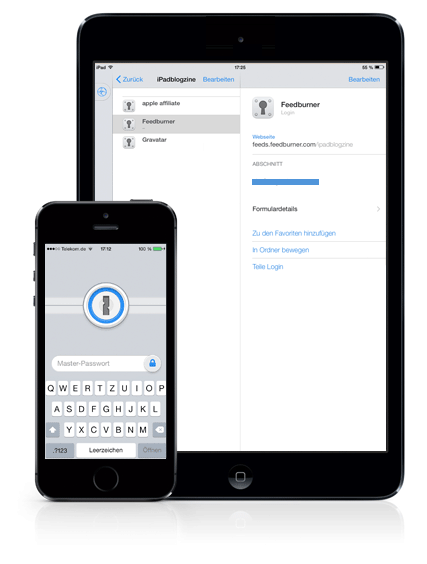 1Password iOS hero