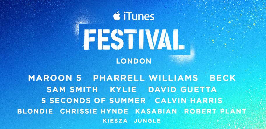 hero iTunes Festival 2014