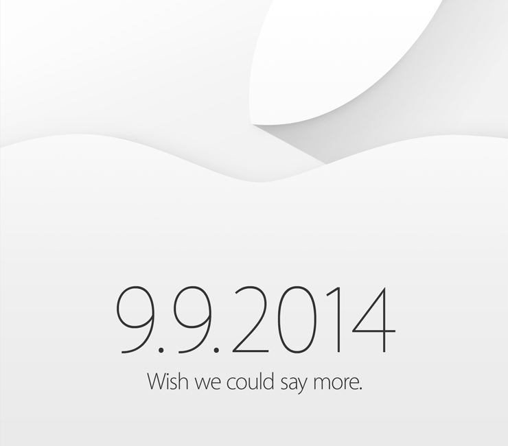 hero Apple Event 9.9.2014