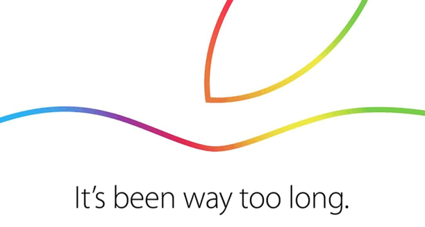 Apple invite iPad Event 2014