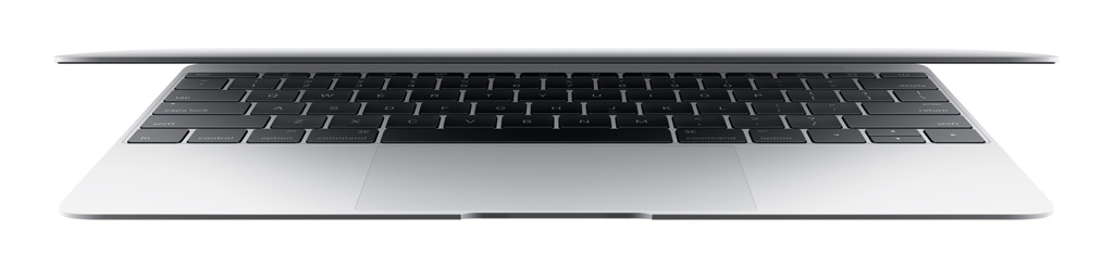 MacBook silber
