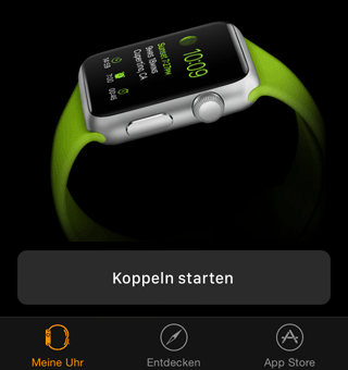 Apple Watch App