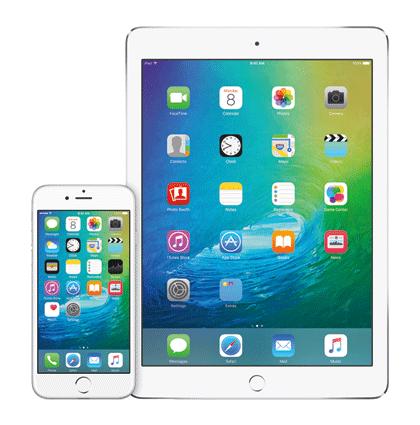 iOS 9 PR