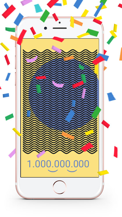 1000000000iPhone hero