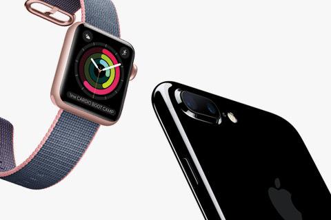 teaser Apple Watch und iPhone 7