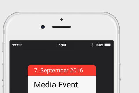 Media Event teaser