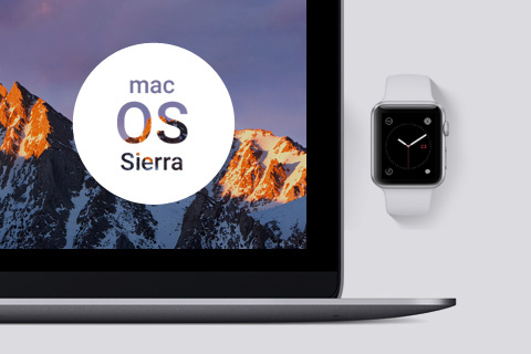 Apple Watch und macOS
