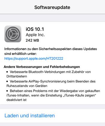 teaser iOS 10.1