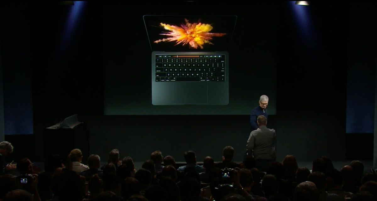 hero Neues MacBook Pro 2016