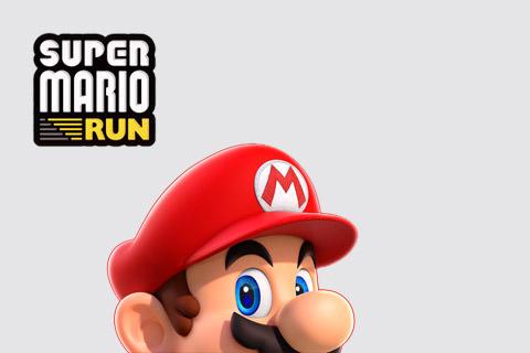 teaser Super Mario Run für iOS