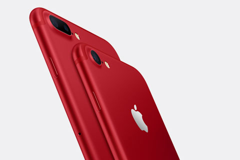 iPhone 7 (PRODUCT)RED teaser