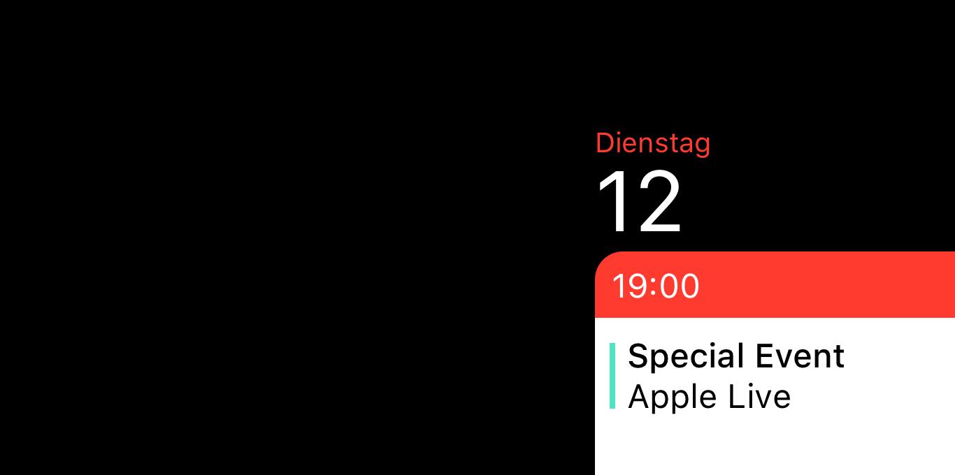 Teaser Special Event für iPhone und iOS
