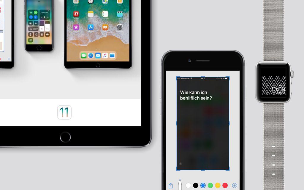 iOS 11 hero
