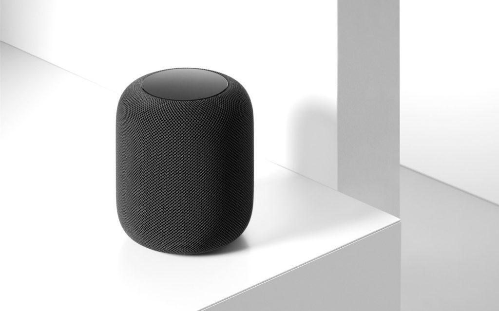 Apple HomePod, der smarte SIRI-Lautsprecher