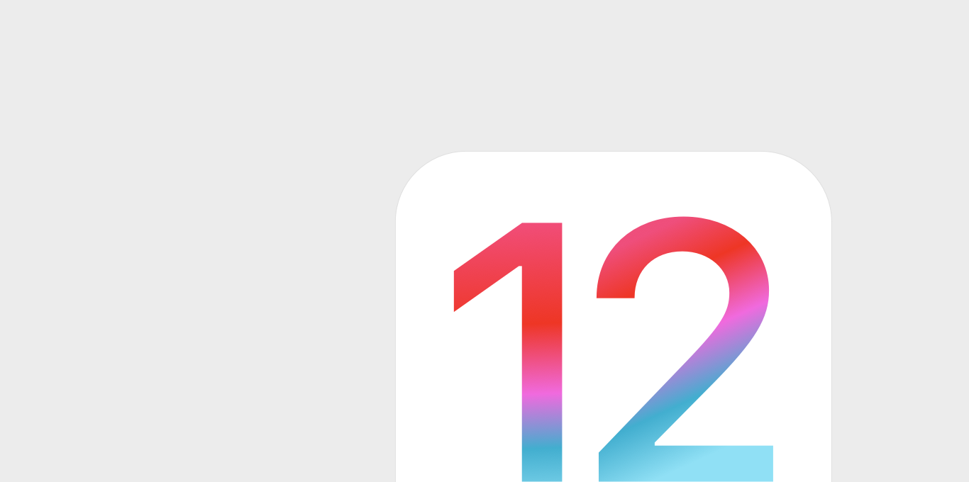 Teaser iOS 12.3 Update