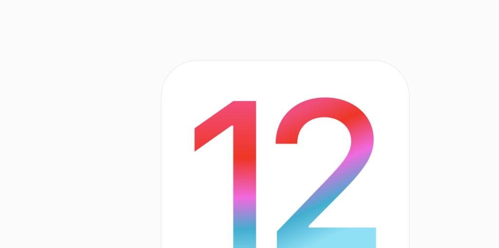 iOS 12 App icon