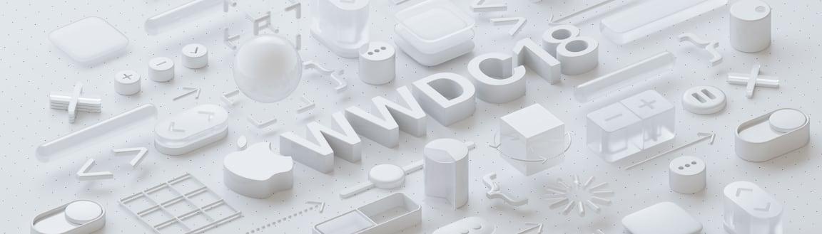 WWDC 2018 hero