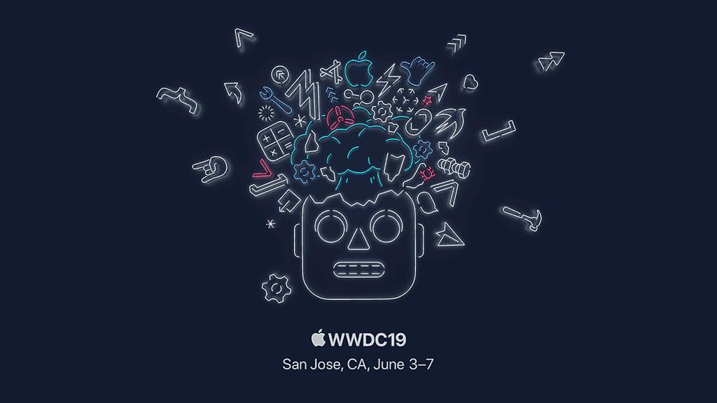 WWDC 2019 Key visual