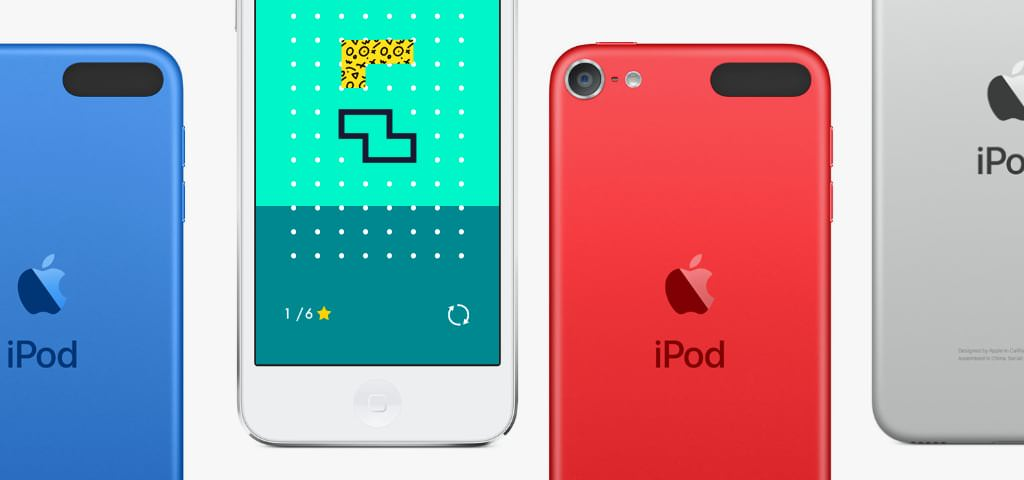 iPod touch 2019 - 7. Generation