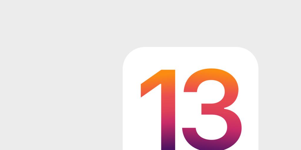 iOS 13 App teaser