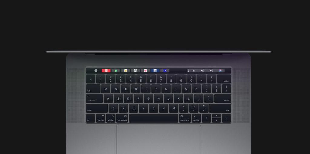 visual MacBook Pro 2019