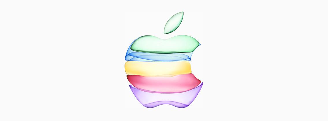 visual Einladung Apple Event am 10. September