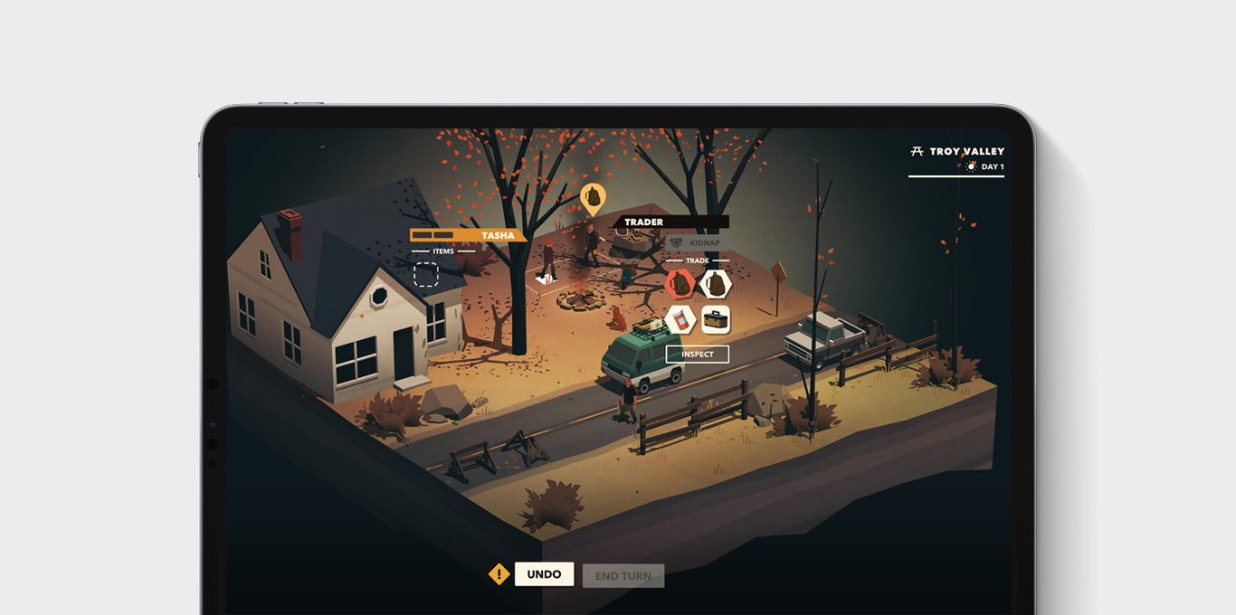 visual Apple Arcade: Overland