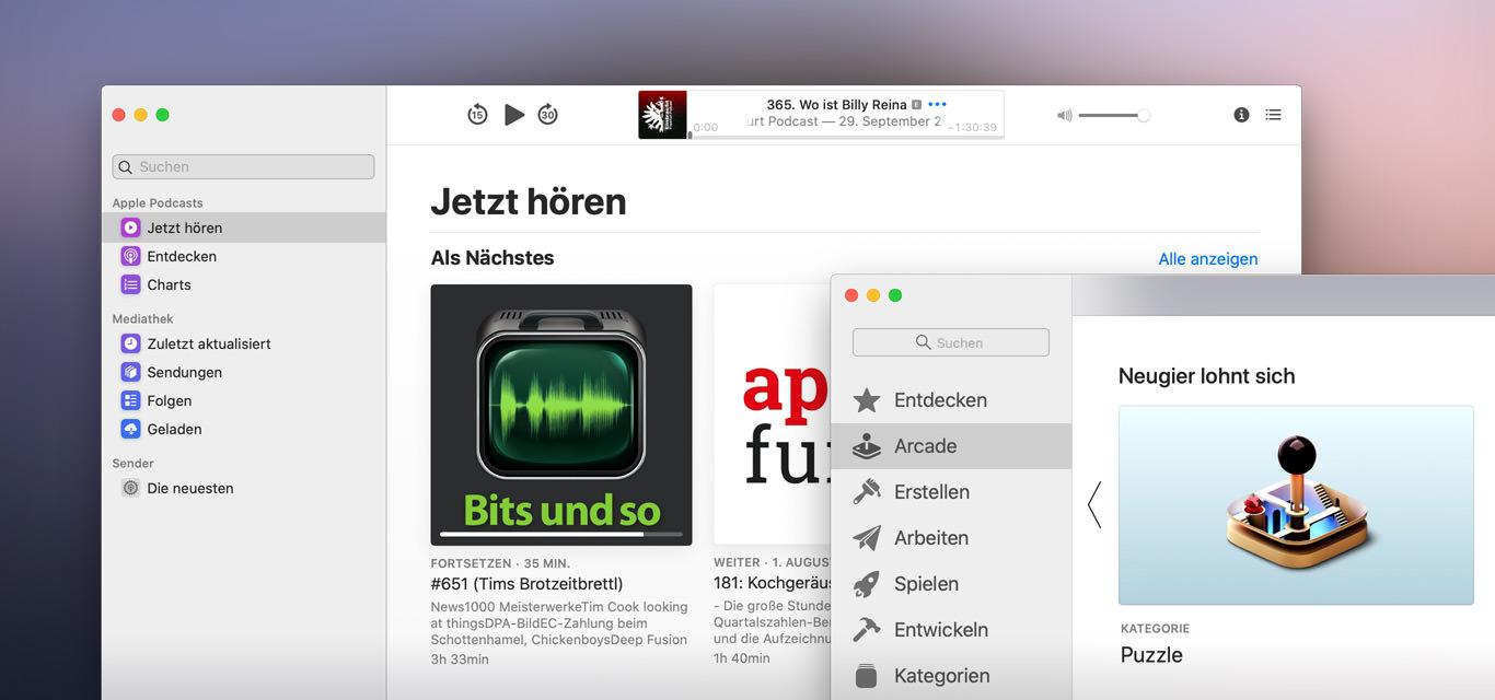 macOS 10.15 ist da