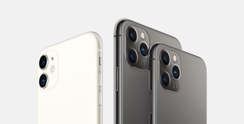 iPhone 11 und iPhone 11 Pro