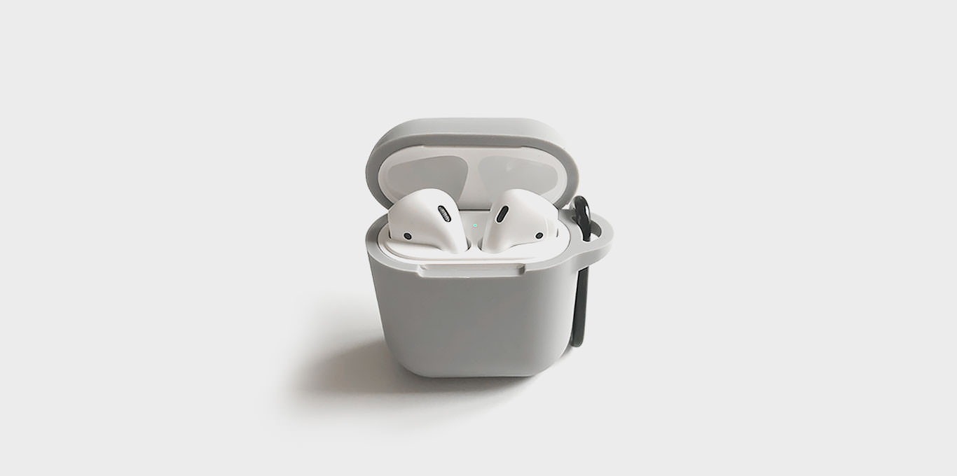 Teaser AirPods Case Test