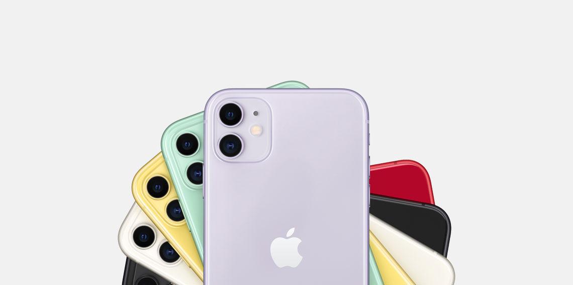 Teaser iPhone 11 + 11 Pro
