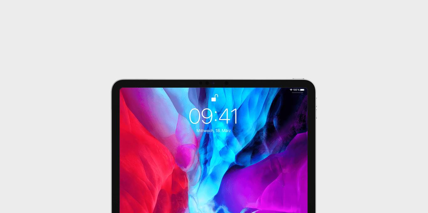 iPad Pro Front