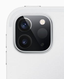 Kamera im iPad Pro
