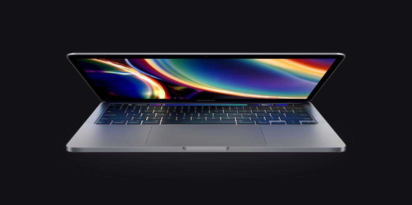 Neue Hardware im MacBook Pro 13-Zoll
