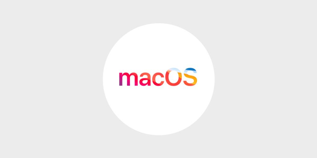 macOS 11 App Icon