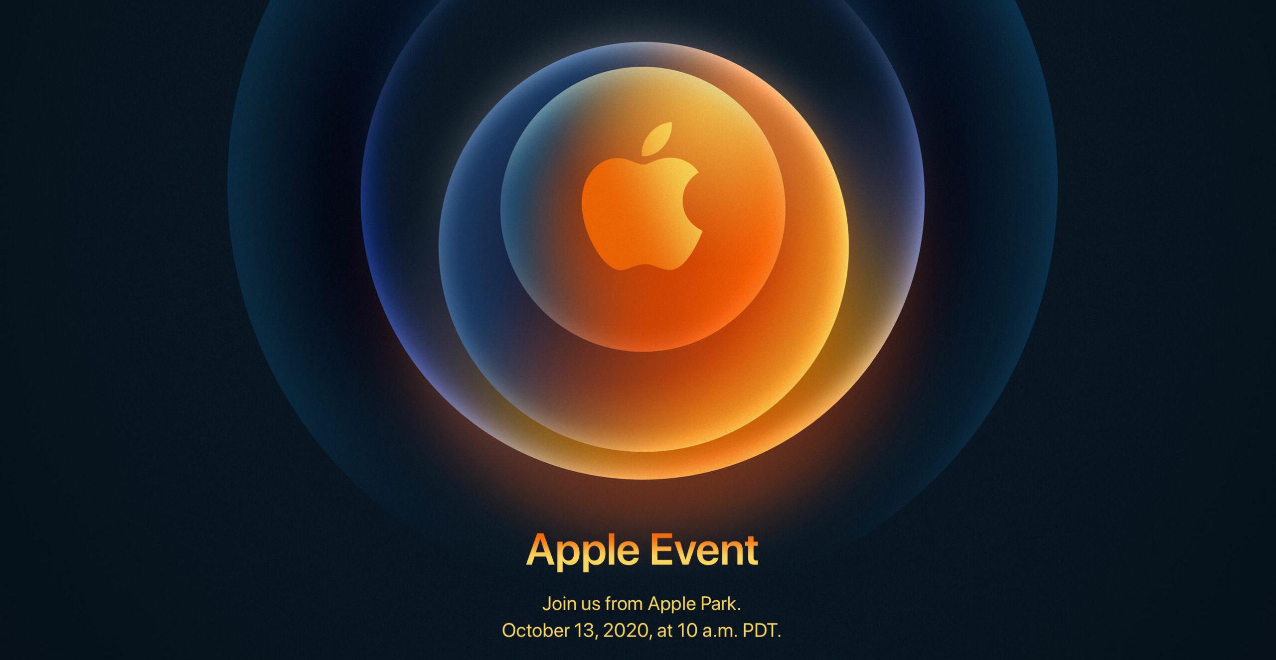 Apple Event Einladung