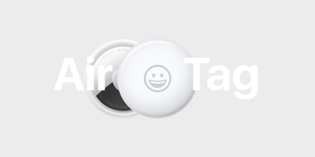 Vorder- und Rückseite des AirTag