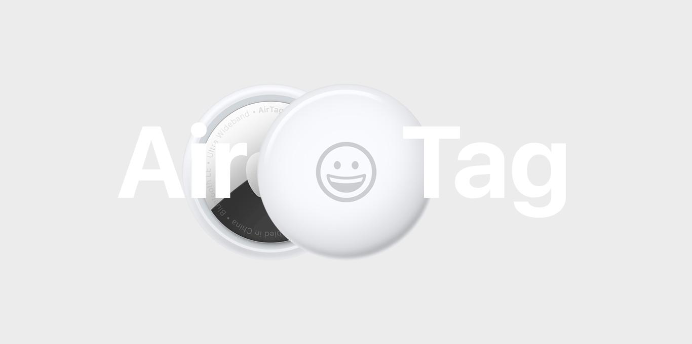 Teaser AirTag: das Next Big Thing ist da