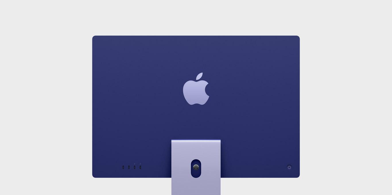 Teaser hello iMac mit M1-Chip